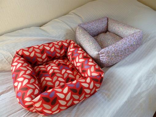 手作り猫ベッド 猫ブログ トムドロ